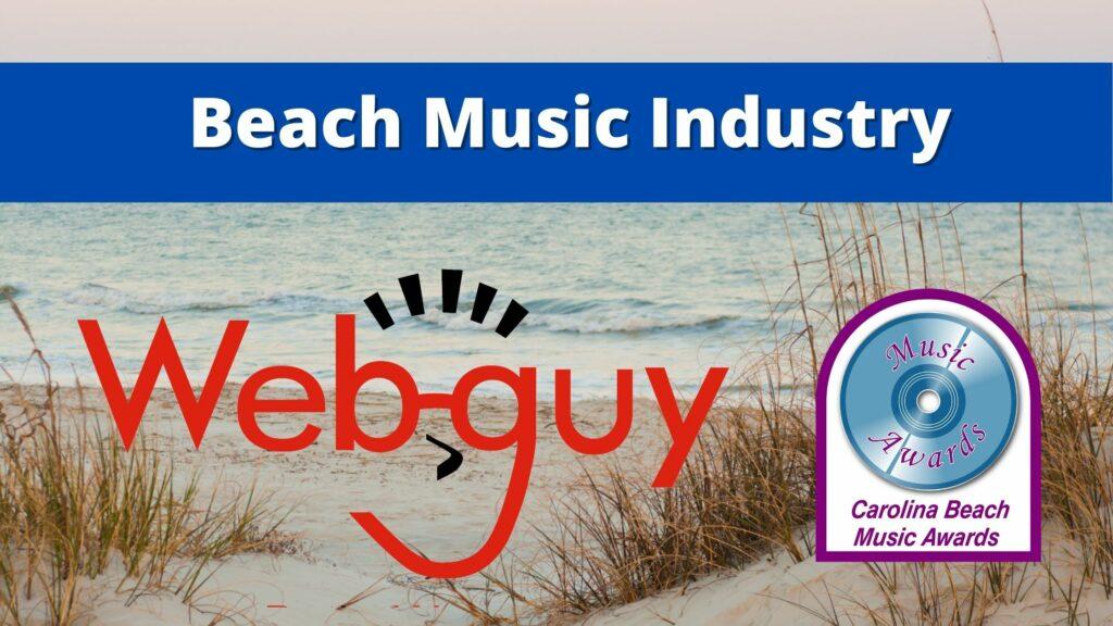 beach music industry