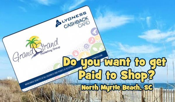 Do you want to get paid to shop?