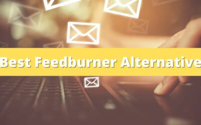 What is the best feedburner alternative?
